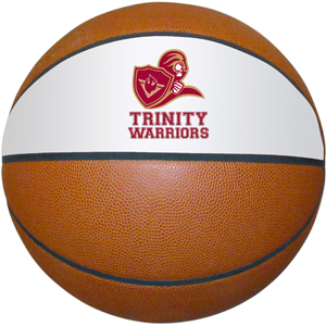 Basktball teams use autograph basketballs so each player can sign the basketball. These balls are great for fundraising.